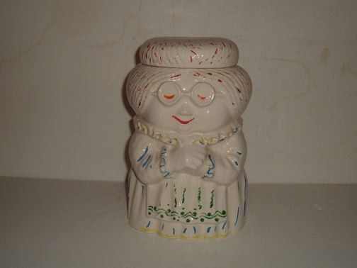Grandma Cookie Jar by McCoy