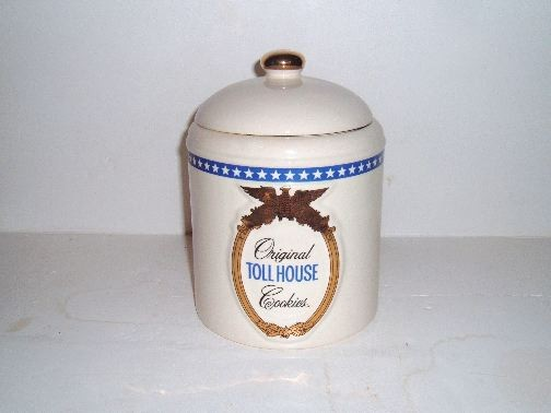 TOLL HOUSE COOKIES Cookie Jar