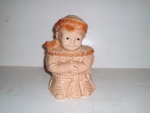 DAVY CROCKETT Cookie Jar