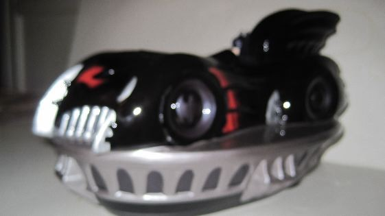 WARNER BROTHERS - Batman and Robin Batmobile Cookie Jar