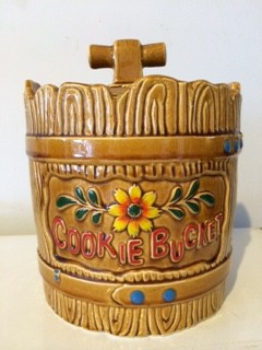 Cookie Bucket Cookie Jar