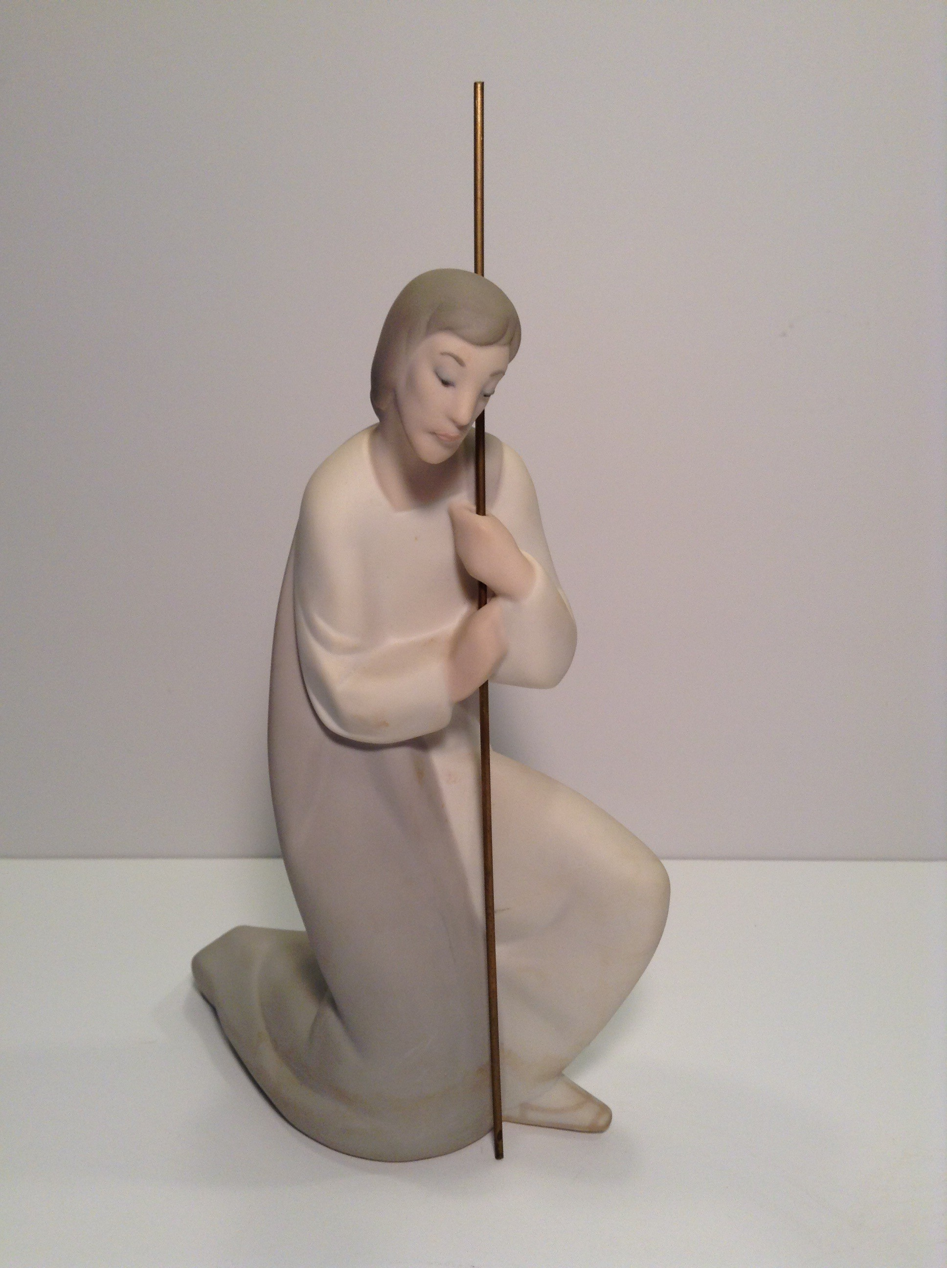 LLADRO SAINT JOSEPH #1453 - Matte Finish