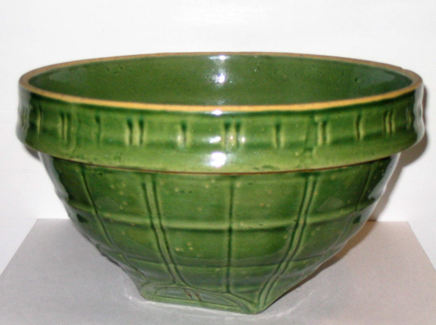 McCoy Stoneware Nested Mixing Bowl  #9