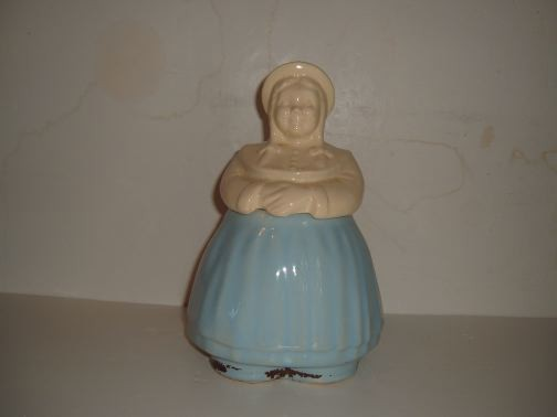 Jill Dutch Girl cookie jar by Shawnee.
