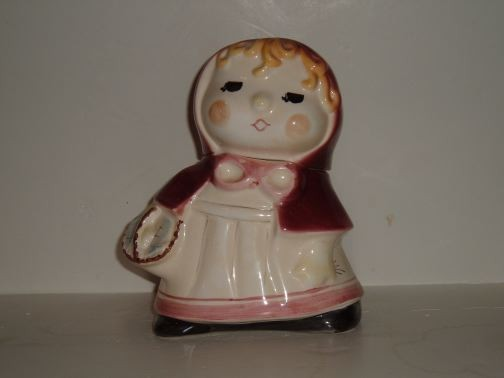 WEISS - Little Red Riding Hood Cookie Jar