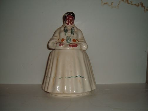 MISC/UNKNOWN - Mexican Woman cookie jar