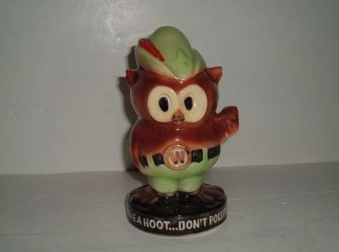 McCOY - WOODSIE OWL BANK #2