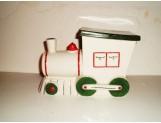 """ABINGDON - Choo Choo """"651"""" Cookie Jar"""