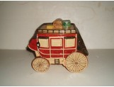 MISC-UNKNOWN - The Overland Express cookie jar