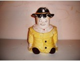 JAPAN - Scarecrow Cookie Jar