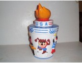 SUMMER OLYMPICS ATLANTA GAMES Cookie Jar