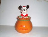 MICKEY TOY SACK Cookie Jar