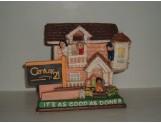 Century 21 Cookie Jar by Gold Crest.