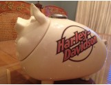 McCoy Harley Hog Cookie Jar