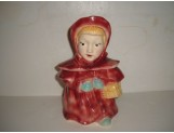 BRUSH - Red Riding Hood Cookie Jar