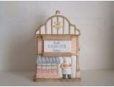 FITZ & FLOYD - The Cookie Factory Cookie Jar