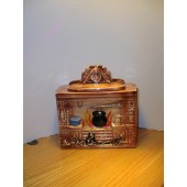 Fireplace Cookie Jar by McCoy