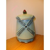 Windmill Cookie Jar by McCoy