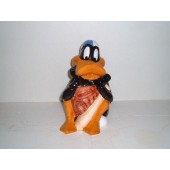 DAFFY DUCK Baseball Player cookie jar a Warner Brothers syndicated product.