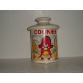 YOSEMITE SAM Cookie Jar