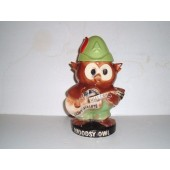 WOODSIE OWL Cookie Jar