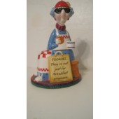 MAXINE Cookie Jar