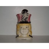 Majorette Cookie Jar