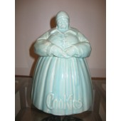 McCoy Aqua Mammy Cookie Jar