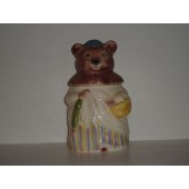 MADDOX OF CALIFORNIA - Bear cookie jar