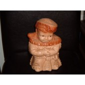 BRUSH - Davy Crockett Cookie Jar
