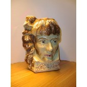 Davy Crockett Cookie Jar by McCoy