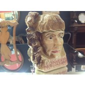 McCoy Davy Crockett Cookie Jar