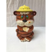 Cookie Tiger Cookie Jar