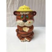 Cookie Tiger Cookie Jar