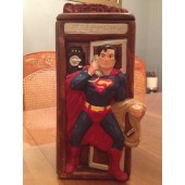 California Originals - Superman Cookie Jar.