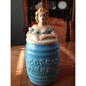 Imperial Porcelain - Daisy Mae Cookie Jar