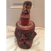 McCOY -  RABBIT ON STUMP Cookie Jar