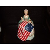 ENESCO - Betsy Ross Cookie Jar