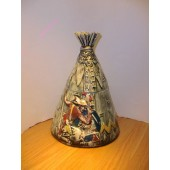 McCoy - Teepee Cookie Jar