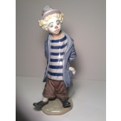 Retired Lladro Collectors Society 1986 Little Traveler Figurine #7602 with Box