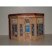 KATHY WOLFE - Jazze Junque Chicago's 1st Cookie Jar Store cookie jar