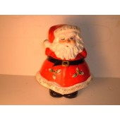 LEFTON CHINA - Winking Santa Cookie Jar