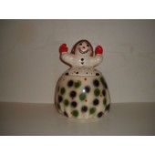 STARNES - Rag Doll Cookie Jar