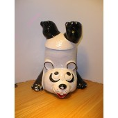 McCoy - Upside Down Bear Cookie Jar.