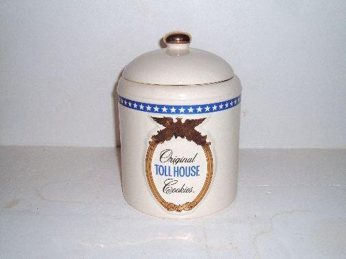TOLL HOUSE COOKIES Cookie Jar