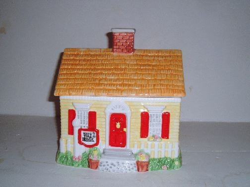 NESTLE TOLL HOUSE Cookie Jar