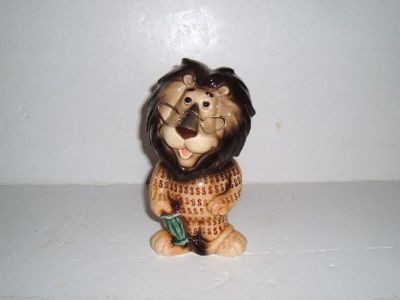 Hubert the Lion Bank