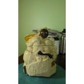 McCoy Mammy with Cauliflowers Cookie Jar