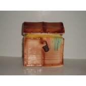 reasure Chest cookie jar
